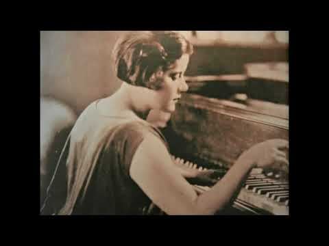 "Guiomar Novaes plays Beethoven Piano Sonata No. 17, ""Tempest"""