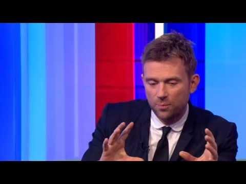 Damon Albarn Hostiles The One Show 2014