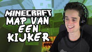 Don De Vandalist! Minecraft Map Van Een Kijker