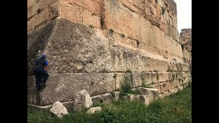 Ancient Baalbek Complex In Lebanon: Clear Evidence Of Lost H...