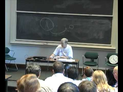 Economics Professor David Colander presents The Chicago Counter-Revolution