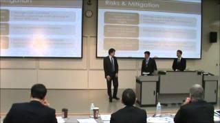 1st Place  |  Finance Case  |  U of S - Edwards School of Business  |  JDC West 2012