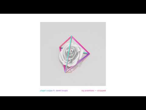 """Cheat Codes ft. Demi Lovato - """"No Promises"""" [Official Stripped Audio]"""