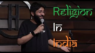 Media, God & Google | Stand Up Comedy By Arnav Rao