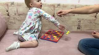 Учим буквы. Как учить буквы. Учимся играя!