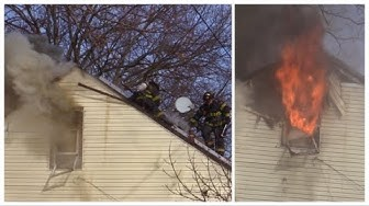 Paterson NJ Fire Dept operates at a Fire 187 N 1st St Feb 15th 2020