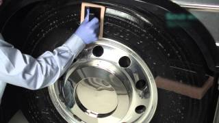 How to Clean & Treat tires RV Aircraft and Car