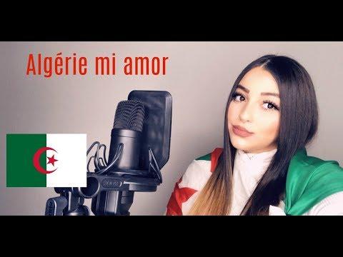L'Algérino - ALGERIE Mi Amor ( Lettre D'amour à Mon Pays )الجزائر حبي By Djena Della