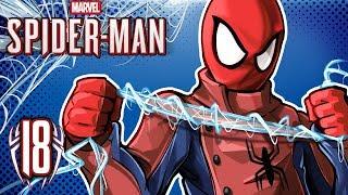 SPIDER-MAN PS4 - LAST STAND SUIT & SUPER SPY MJ!  (Walkthrough Gameplay) Ep. 18