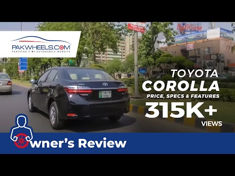 Toyota Corolla GLi 2019 Owner's Review: Price, Specs & Features | PakWheels