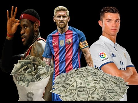 TOP 10 HIGHEST PAID ATHLETES