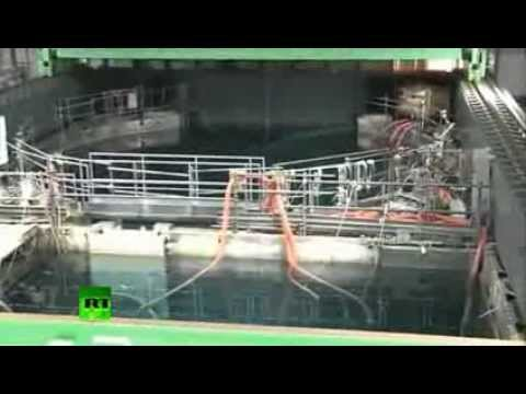 ☢ Fukushima ☢ Spent Fuel Pool #4 Rod Removal Preparations Update 11/6/13