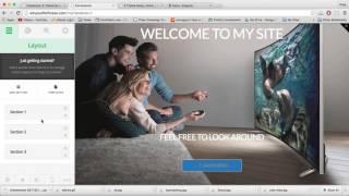 WordPress X Theme Demo feat. Integrity - Part 2