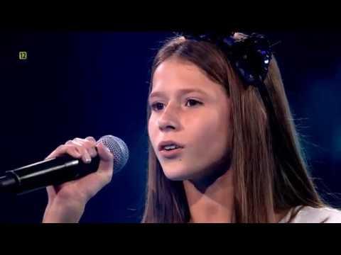 Roksana Węgiel SING OFF THE VOICE - ,,HALO''