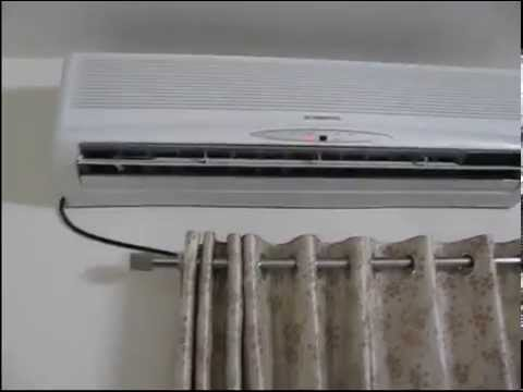My O General Split Air Conditioner 1 5 Ton Youtube