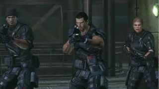 Binary Domain Walkthrough - Chapter 2 Part 7 - PC Gameplay 1080p Full HD