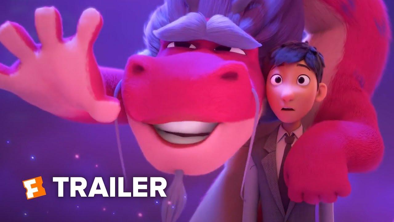 Wish Dragon Trailer #1 (2021) | Movieclips Trailers