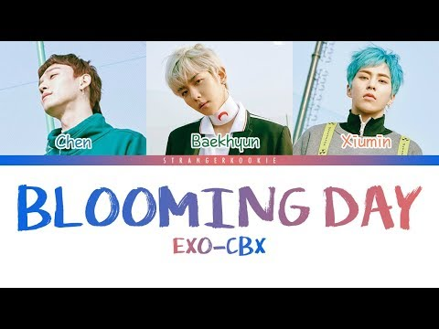 EXO-CBX (첸백시) - '花요일 (Blooming Day)' [Color Coded_HAN_ROM_ENG]