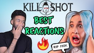 BEST REACTIONS to Eminem - KILLSHOT