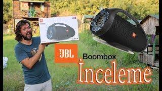 JBL BoomBox inceleme - 1990&#39larin hatirina )