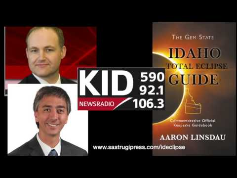 Idaho Total Eclipse Guide Radio Interview