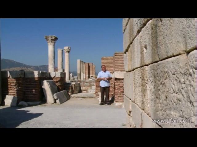 14 ما الثمن الذي دفعه يوحنا نظير إيمانه وخدمته في أفسس؟