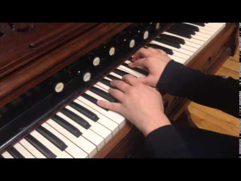 Safety Chain Blues - Midnight Oil cover on pump organ