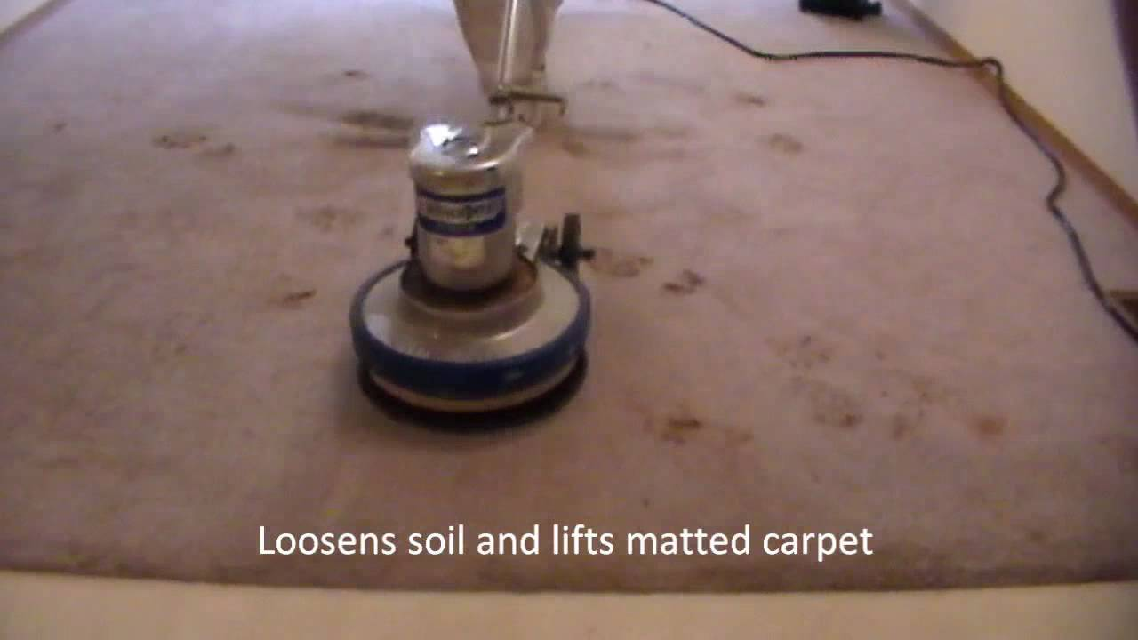 kwik dry carpet cleaning - YouTube
