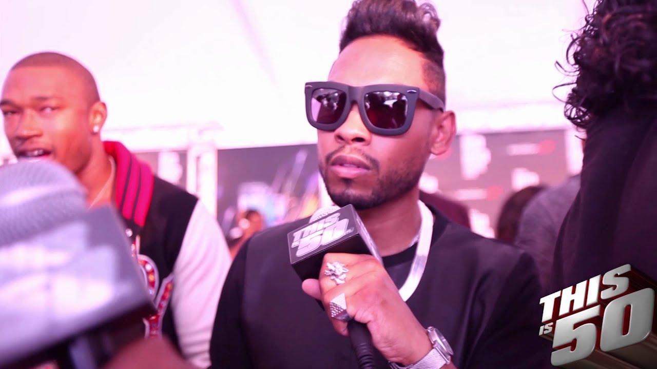Miguel On Roscoe Dash Saying He Wrote Lotus Flower Bomb Youtube