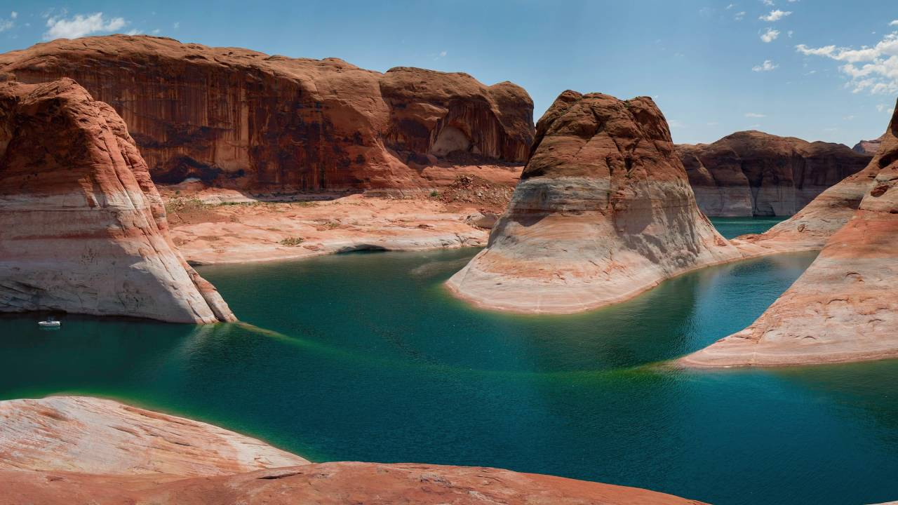 Cruising On Lake Powell 4k Youtube