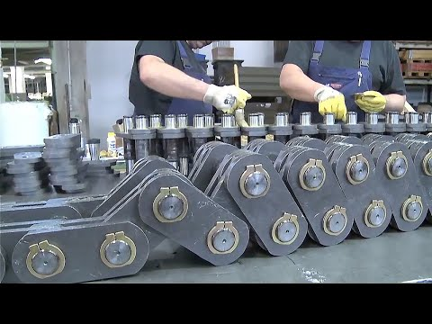 Exciting Factory Production Process #10! Most Satisfying Factory Machines and Ingenious Tools