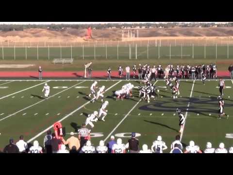 Alex Copeland's Senior Highlights 2014
