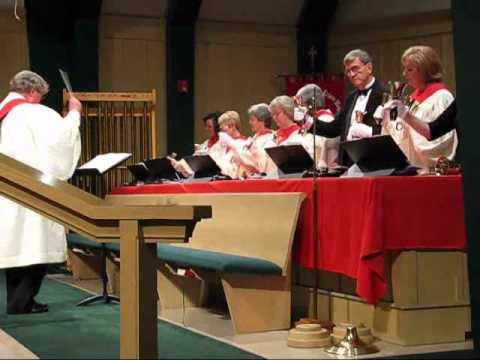 The South Carolina Synod, ELCA, welcomes Christian and Claudia Priesmeier