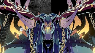 NEO: The World Ends with You - Susukichi Cervus Cantus Boss Fight (Reaper Form)