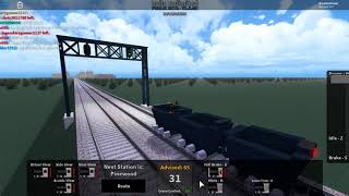 Mod Train - Rails Unlimited ROBLOX
