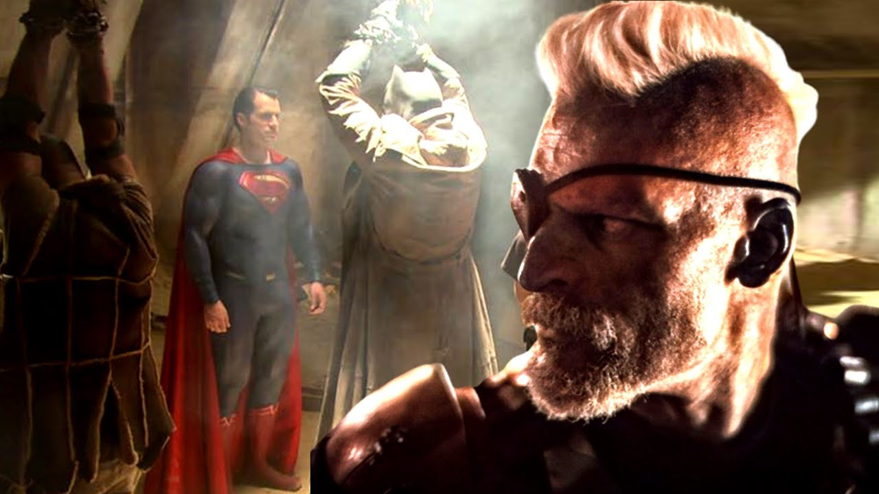 Heroes & Villains Unite In JUSTICE LEAGUE | Knightmare Deathstroke | GREEN LANTERN & DMZ On HBO Max - YouTube