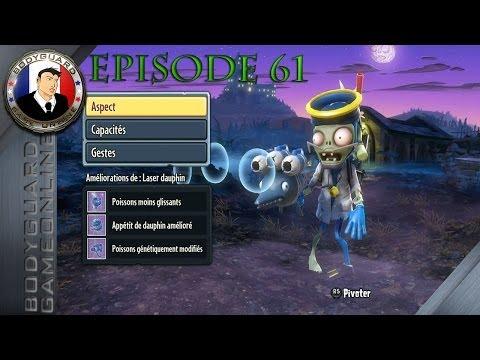 Plants vs Zombies Garden Warfare Let's Play Épisode 61 [Biologiste Marin]