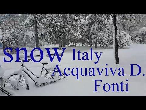 Snow acquaviva delle fonti italy youtube for Monolocale arredato acquaviva delle fonti