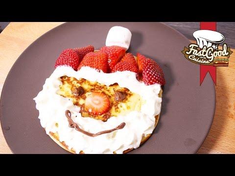 recette-du-pancakes-père-noël