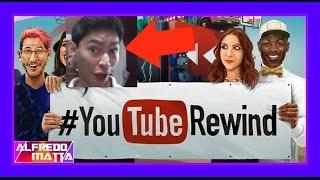 Porque No Salio Fernanfloo en YouTube Rewind 2015