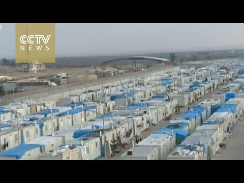 Turkey to receive refugees in new centers
