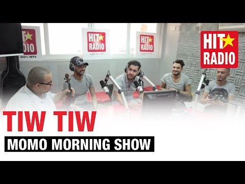 Tiw Tiw dans le Morning de Momo sur HIT RADIO - 31/10/14