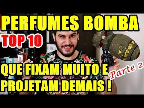 PERFUMES BOMBA QUE PROJETAM MUITO E FIXAM DEMAIS - Parte 2 dos Perfumes Bombásticos