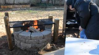 How To Cook Alligator Ribs Part 3 Using Smoking Dust