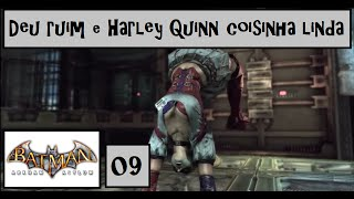 Batman Arkham Asylum - #09 [ Gameplay Playthrough Walkthrough PT-BR ] 820M