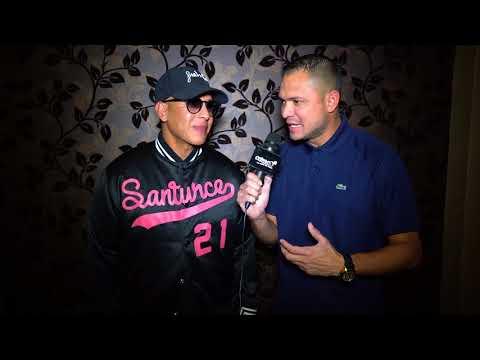 Entrevista exclusiva con Daddy Yankee en los Premios Latin Billboard