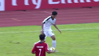 Iraq 2-1 Afghanistan (AFC U16 Malaysia 2018 : Group Stage)