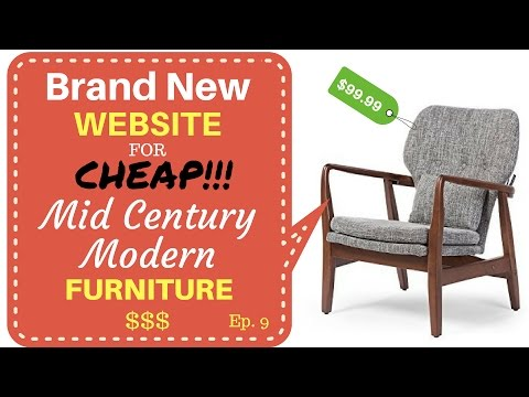 Where To Buy Cheap Mid Century Modern Furniture Reproductions | Part 1