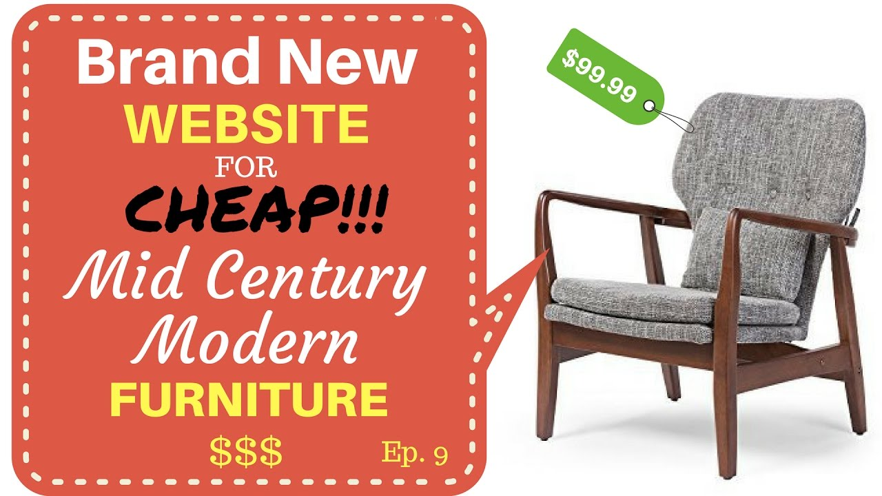 Where to buy cheap mid century modern furniture for Cheap mid century modern furniture reproductions