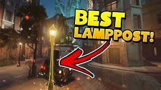 WORLD's BEST LAMPPOST!! - Overwatch Funny Moments Best Plays 37